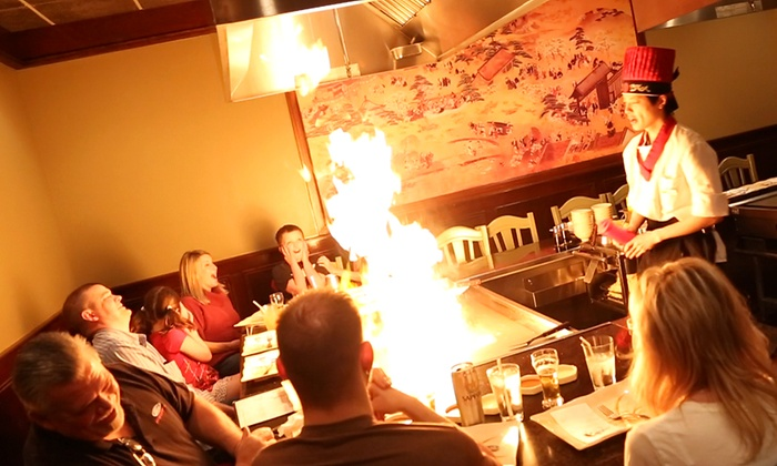 Kyoto Japanese Steak House - Royal Oak: $16 for $28 Worth of Japanese Dinner Fare, Sushi, and Drinks at Kyoto Japanese Steak House