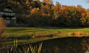 The Ridge Golf Club: $32 for 18-Hole Round of Golf for Two with Cart at The Ridge Golf Club (Up to $64 Value)