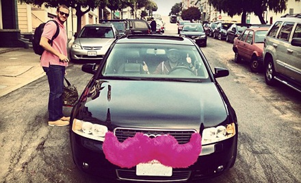 $10 for $30 Worth of On-Demand Ride Services from Lyft
