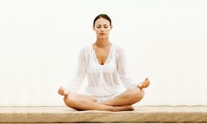 Yoga Vie Studio: $30 for Five Yoga Classes at Yoga Vie Studio ($65 Value)