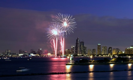 BYOB Afternoon/Evening Cruise or Fireworks Cruise for Two or Up to Six from Carefree Boat Club (Up to 67% Off)