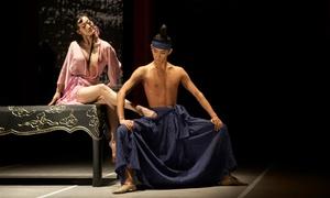 Golden Lotus: Billet pour le spectacle de danse sensuel chinois Lotus d'Or le 1 et 2 octobre 2017 (jusqu'à 45 % de rabais)