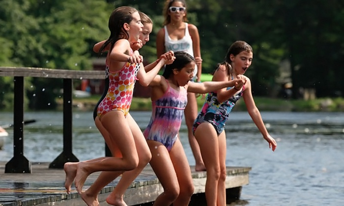 Camp Vacamas - Camp Vacamas: 16 or 19 Days of Sleepaway Camp for Kids Aged 7–17 at Camp Vacamas (Up to 57% Off)