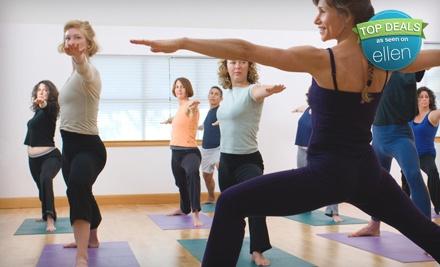 Five 90-Minute Hot-Yoga Classes (a $75 value) - Hot Yoga Studio in Virginia Beach