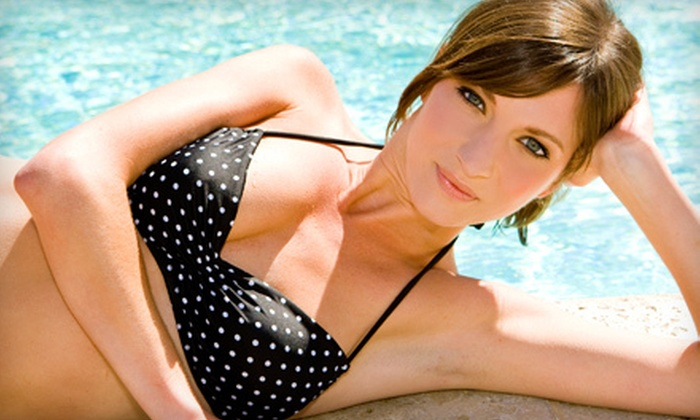 Allure Laser Center - Pooler-Bloomingdale: Three Laser Hair-Removal Treatments on a Small, Medium, or Large Area at Allure Laser Center in Pooler (Up to 76% Off)