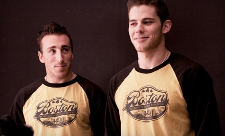 $30 Groupon to I Love Boston Sports - I Love Boston Sports in