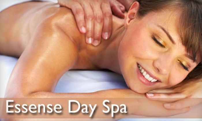 Essense Day Spa - Fisk/Meharry: $45 for One-Hour Full Body Massage at Essense Day Spa ($95 Value)