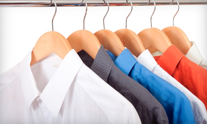 D & N Cleaners - Spring: $15 for $30 Worth of Dry-Cleaning Services at D & N Cleaners in Spring