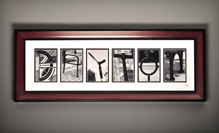 $50 Groupon to Life in Letters - Life in Letters in Beavercreek