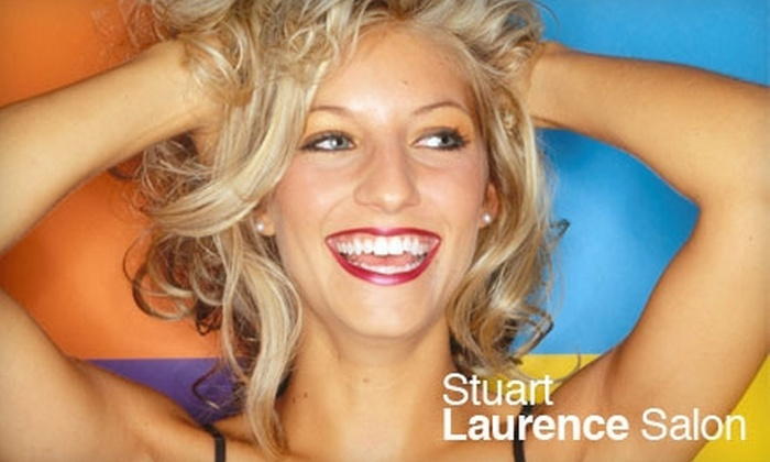Stuart Laurence Salon - Radcliffeborough: $49 for $100 Worth of Any Salon Service at Stuart Laurence Salon