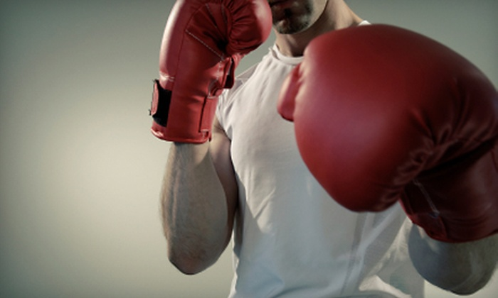 FightFit - Downtown: $33 for Three One-on-One Boxing-Based Fitness Sessions at FightFit (Up to $84 Value)