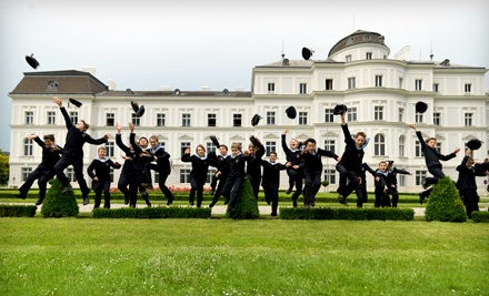 Vienna Boys Choir at the Norton Center for the Arts on Sun., Nov. 20 at 4PM: 2 Student Admissions - Vienna Boys Choir in Danville