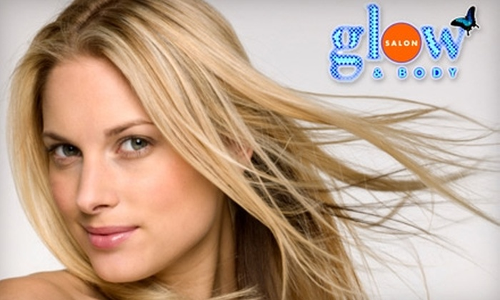 Glow Salon & Body - Norman: $50 for $100 Worth of Studio Services at Glow Salon & Body