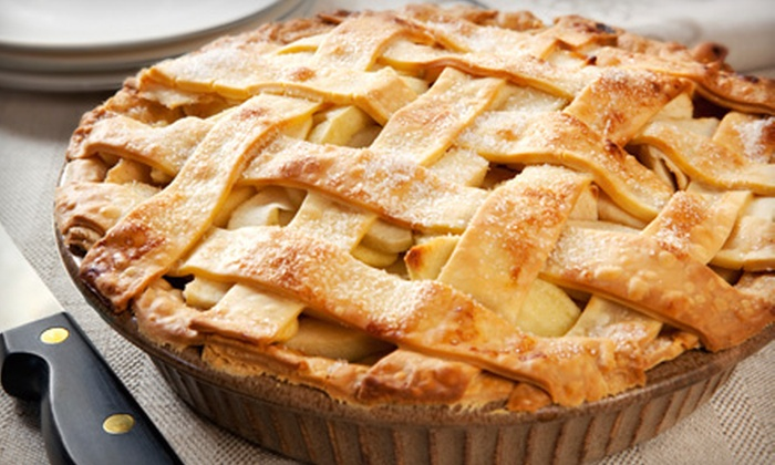 Cafeteria Boston - Back Bay: Two or Four 9-Inch Pies at Cafeteria Boston (Up to 54% Off)