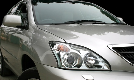 Car-Wash Services or VIP Car Wash and Hand Wax at Super Kleen Car Wash (Up to 50% Off)