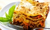 Clancy's Meat Co. - NATIONAL: $13 for a Family Dinner of Italian-Sausage Lasagna at Clancy's Meat Co. ($22.94 Value)