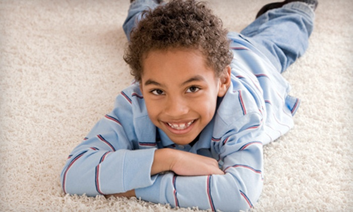 ProKleen - Corpus Christi: Carpet-Cleaning Packages from ProKleen. Two Options Available.