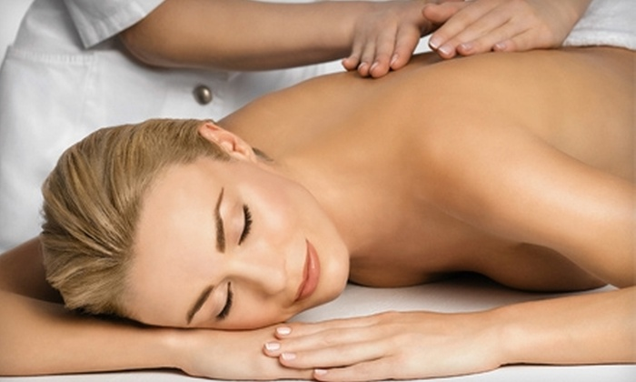 Glebe Massage Therapy Centre or Byward Massage Therapy Centre - Multiple Locations: $39 for a Massage at Glebe Massage Therapy Centre or Byward Massage Therapy Centre