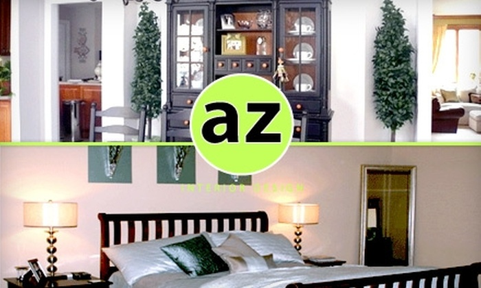 Amena Zamora Designs - St Louis: $50 for a Four-Hour Interior-Design Remodeling from Amena Zamora Designs ($240 Value)