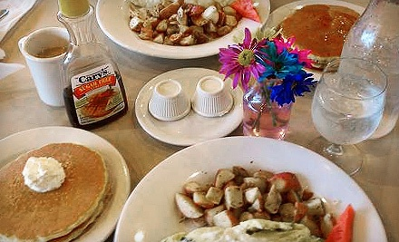 $10 Groupon to Jelly Pancake House - Jelly Pancake House in Merrillville