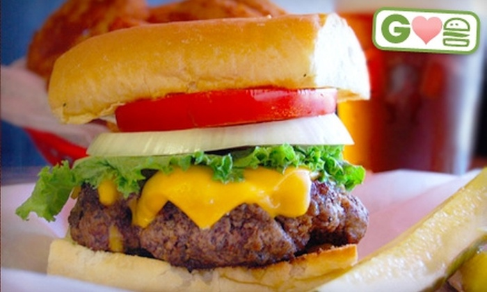 Burgers-N-Beer - Willoughby: $10 for $20 Worth of American Fare at Burgers-N-Beer in Willoughby