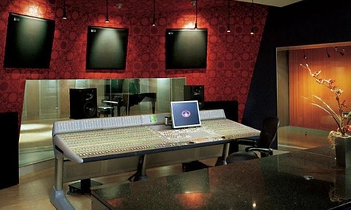 Firehouse Recording Studios - Pasadena: Two Hours of Studio Time at Firehouse Recording Studios in Pasadena. Choose Between Two Options.