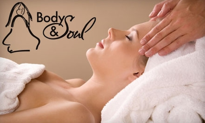 Body and Soul Therapeutic Massage - Uptown: $25 for One of Three 55-Minute Massages at Body and Soul Therapeutic Massage ($55 Value)
