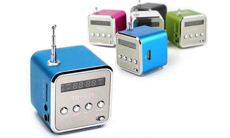 Mini speaker digitale. Vari colori disponibili