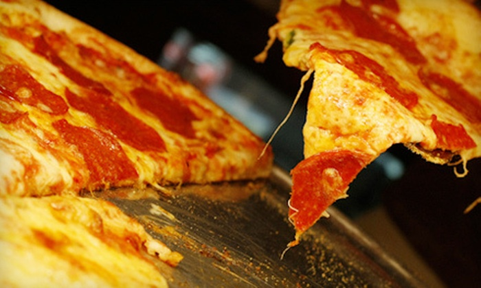 Goodfellas Pizzeria in Two Keys - Historic South Hill: $6 for $12 Worth of Italian Fare at Goodfellas Pizzeria in Two Keys