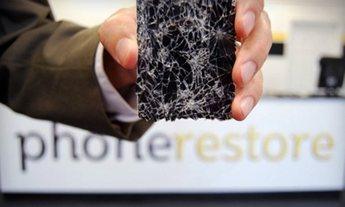 Phone Restore - Homewood: Smartphone Accessories, Classes, or Repairs at Phone Restore. Two Options Available.