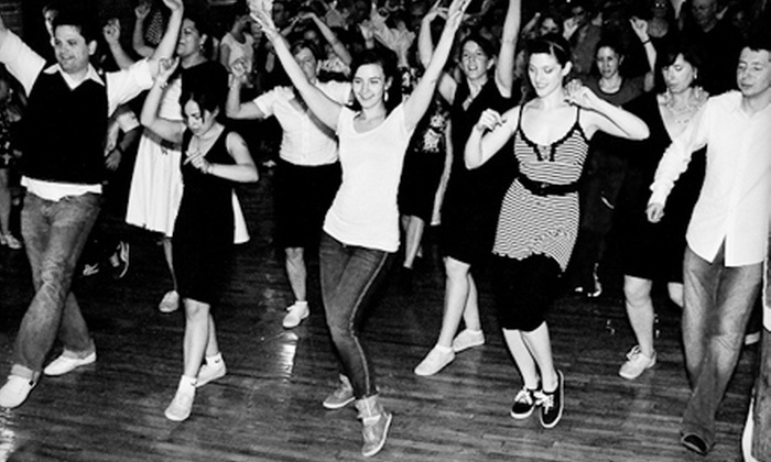 Boston Swing Central - Charlestown: $13 for Two Admissions to a Friday-Night Dance at Boston Swing Central in Charlestown (Up to a $34 Value)