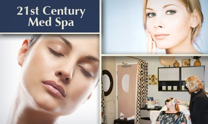 21st Century Med Spa - Irving: $69 for Two Microdermabrasion Facials at 21st Century Med Spa ($250 Value)