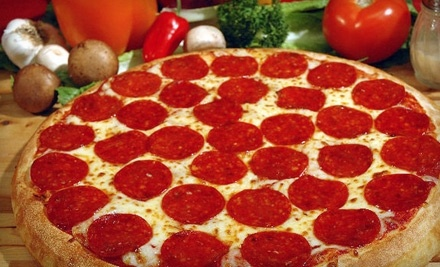$15 Groupon to East of Chicago Pizza in Coshocton - East of Chicago Pizza in Coshocton