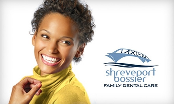 Shreveport Bossier Family Dental Care - Multiple Locations: $85 for an Opalescence Customized Take-Home Teeth Whitening Kit from Shreveport Bossier Family Dental Care