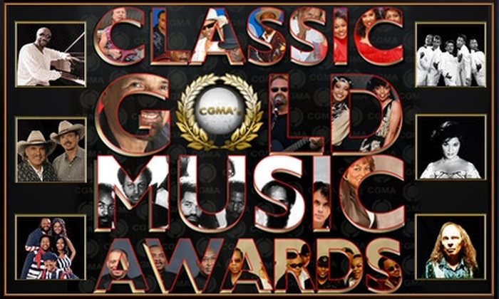 Classic Gold Music Awards ceremony - Miami: Up to 90% Off One Ticket to Classic Gold Music Awards Ceremony. Two Options Available.