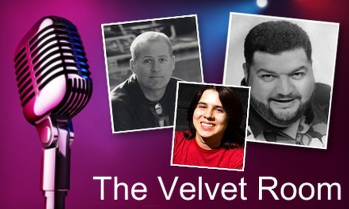 The Velvet Room - Midland: $5 for One Admission to a Comedy Show at The Velvet Room ($10 Value)