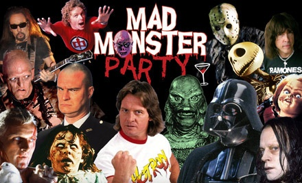 Three-Day Package - Mad Monster Party in Charlotte
