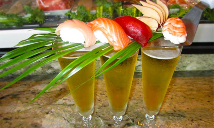 Fuji Sushi and Thai - Stuart: Sushi and Thai Dinner for Two or Four at Fuji Sushi and Thai in Stuart