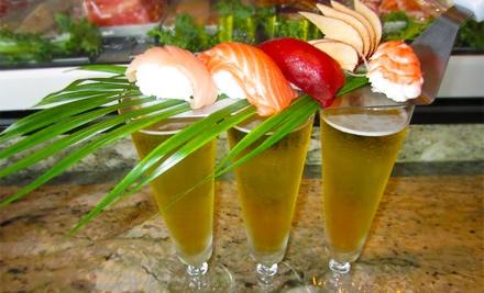Fuji Sushi and Thai: Dinner for 2 - Fuji Sushi and Thai in Stuart