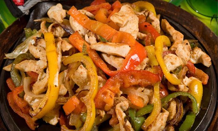 Mi Ranchito - Oakland-Winchell: Authentic Mexican Fare for Dinner or Lunch at Mi Ranchito (Half Off)