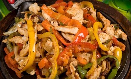 $20 Groupon for Dinner  - Mi Ranchito in Oshtemo Township
