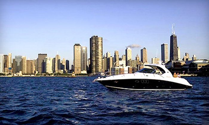 Vantage Yacht Club - Vantage Yacht Club: $349 for a Two-Hour Private Architecture Cruise for Up to Six People from Vantage Yacht Club ($775 Value)