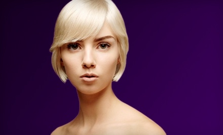 $60 Groupon to Salon Wow - Salon Wow in Evansville