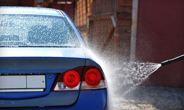 Miley BP Car Wash - Pittsburgh: $5 for an Ultimate Wash at Miley BP Car Wash ($10 Value)