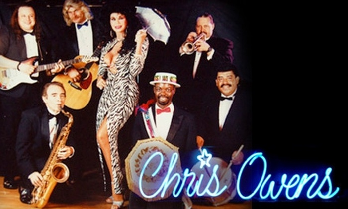 Chris Owens Club & Balcony - French Quarter: $50 for Two Tickets to a Show at Chris Owens Club & Balcony, Plus VIP Seating (a $100 Value)