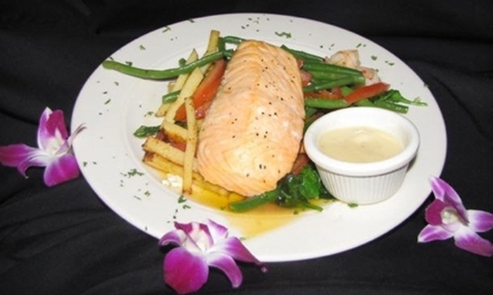 Genuine Bistro & Lounge - Lake Marie Estates: $15 for $30 Worth of Contemporary American Cuisine and Drinks at Genuine Bistro & Lounge in De Bary