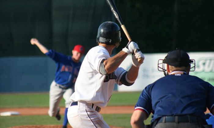 Mahoning Valley Scrappers - Niles: $18 for Outing for Four to a Mahoning Valley Scrappers Baseball Game ($36 Value)
