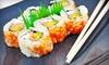 Half Off Sushi and Sashimi at Red Bar & Sushi