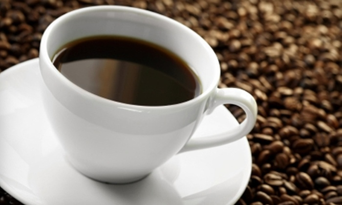 World Coffee - 5: $10 For 10 Medium Hot Drinks at World Coffee (Up to $30 Value) in Metairie