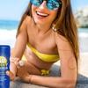 Sunscreen Bottle Flask